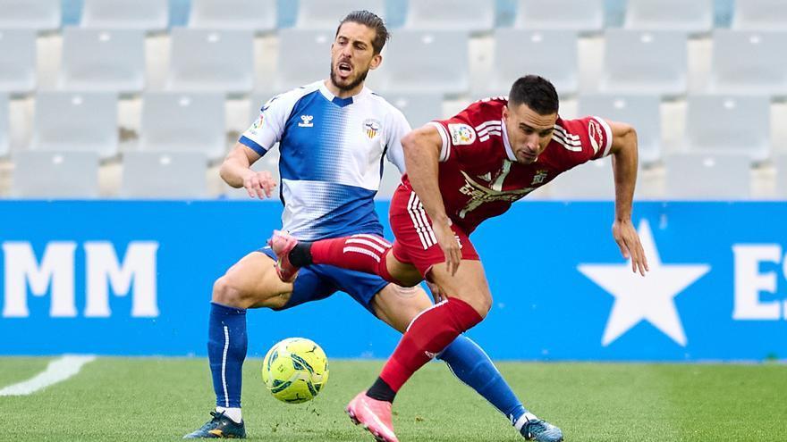 El FC Cartagena cosecha un punto insuficiente para despegar (1-1)