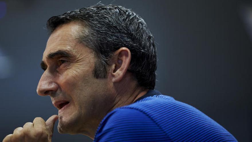Valverde: ''Dembélé es un fichaje de todos''