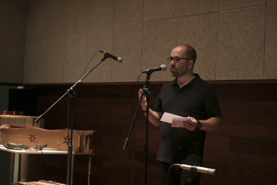 """Luis Antonio Pedraza presenta """"De mano en mano"""""""