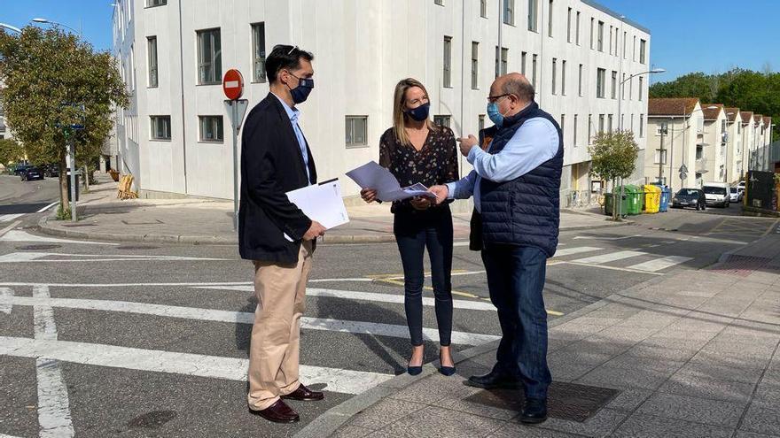 La Xunta inicia la adjudicación de 24 viviendas de promoción pública en la calle Canicouva
