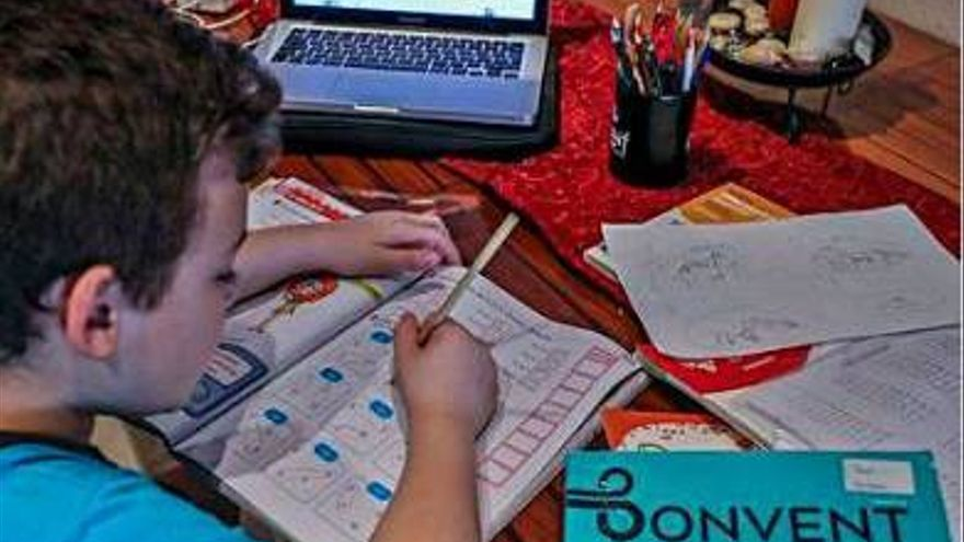 Algunos consejos para hacer más llevadero el «momento deberes»