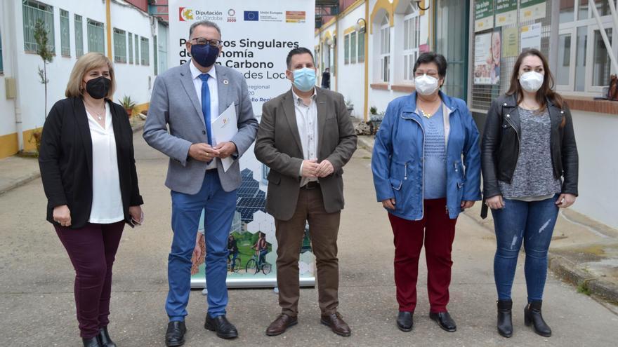 El municipio de Peñarroya-Pueblonuevo ahorrará 18.590 euros en energía