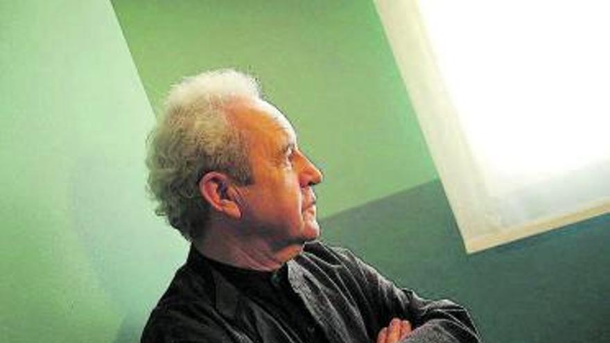 John Banville mata  Benjamin Black