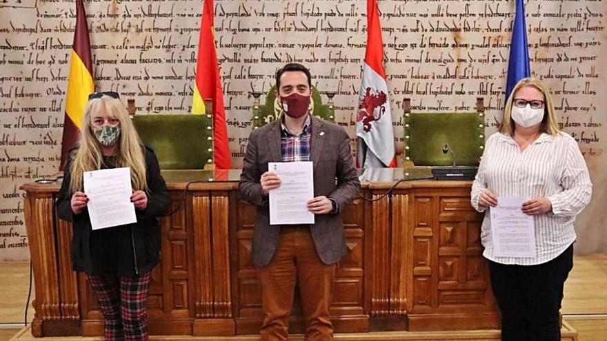 La Asociación Musical Duquesa Pimentel renueva su convenio con el Ayuntamiento de Benavente
