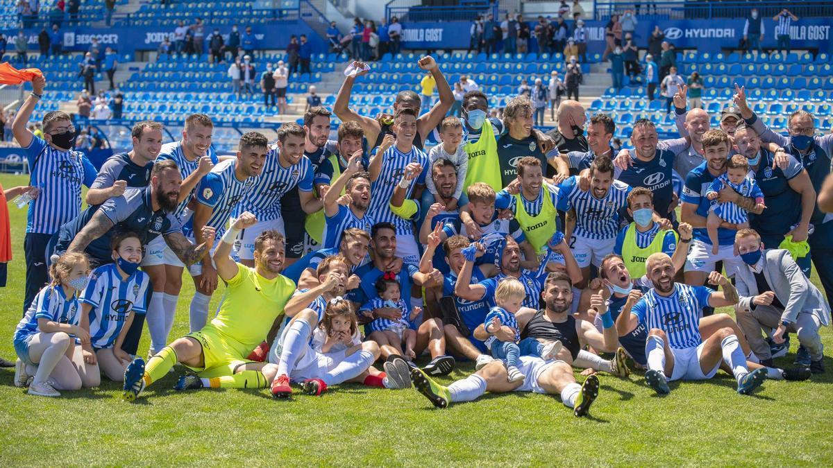El Atlético Baleares logra una plaza para disputar la Copa del Rey la temporada que viene.
