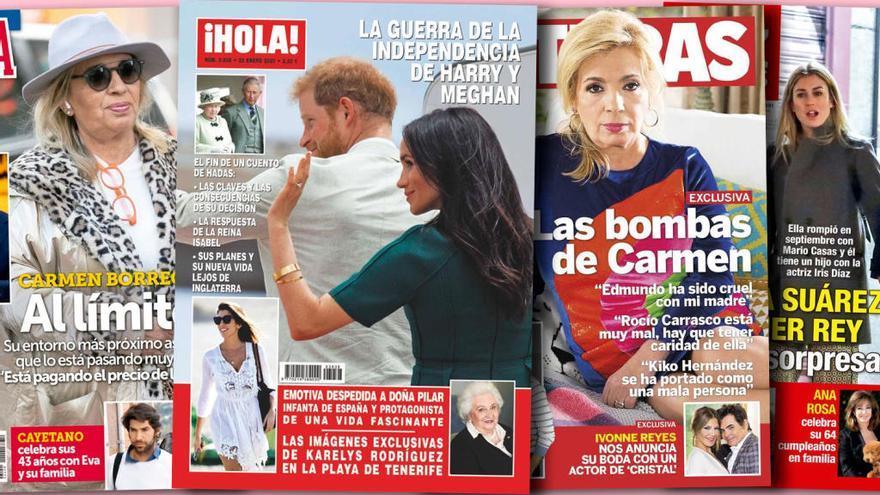Blanca Suárez corteja de nuevo y con otro actor