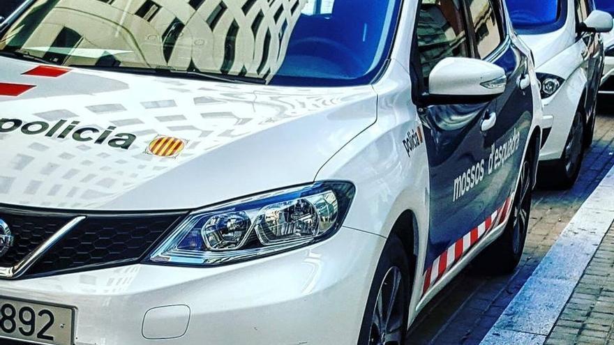 Muere una mossa en Barcelona en un accidente con un conductor ebrio que se dio a la fuga