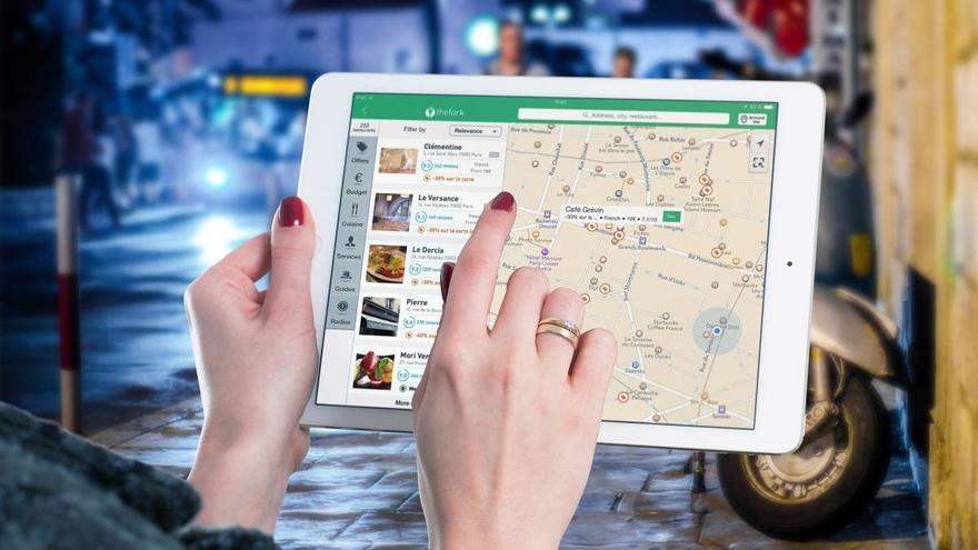 Figueres oferirà un mapa interactiu d'establiments locals