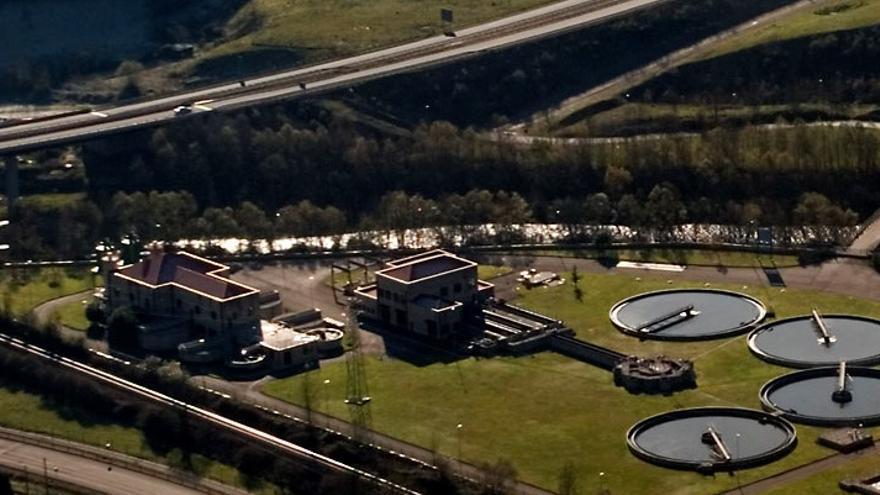 Proyecto pionero para la depuradora de Frieres: se quieren reducir los contaminantes de las aguas residuales