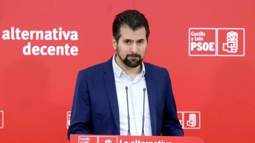 Tudanca lamenta la dimisión de García Rioja, procuradora socialista por Zamora
