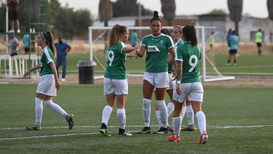 El Córdoba Femenino vence con solvencia al filial del Sevilla (3-0)