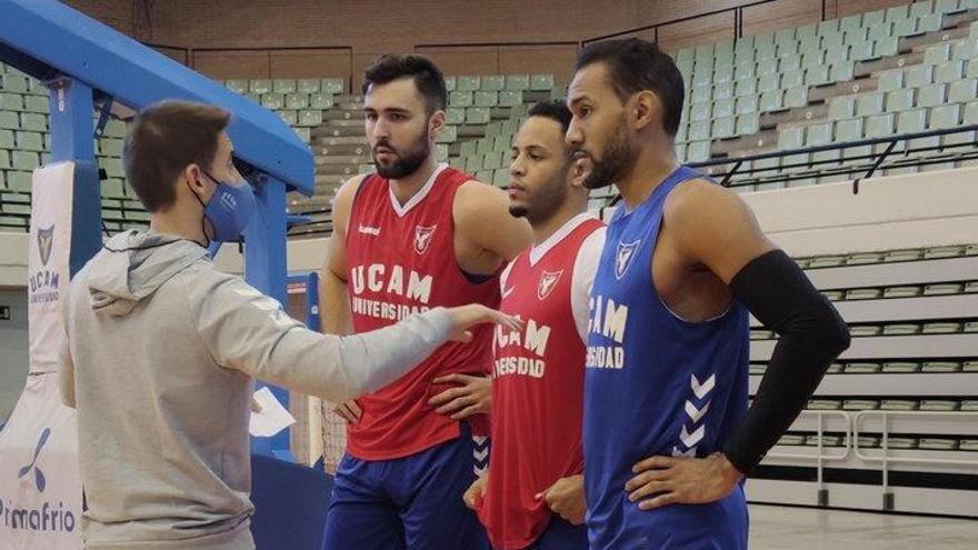 El UCAM Murcia busca otra reacción en casa