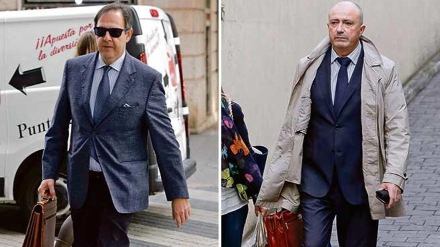 El TSJB deberá decidir si imputa a Penalva y Subirán por manipular el caso Cursach