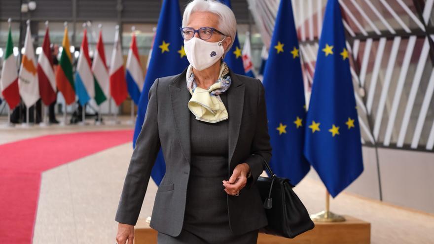 """Lagarde pide a los líderes europeos consolidar la recuperación: """"Hay que regar los brotes verdes"""""""