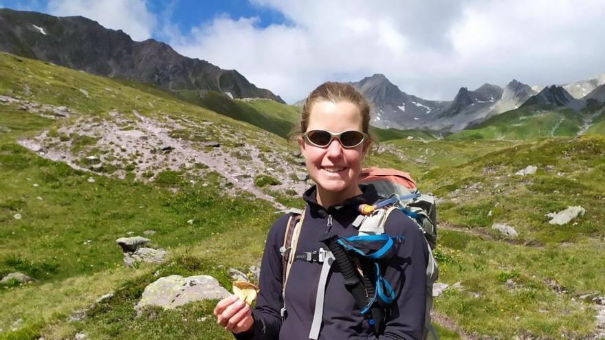 El ADN confirma que los restos hallados en el Pirineo son de la excursionista inglesa desaparecida en noviembre de 2020