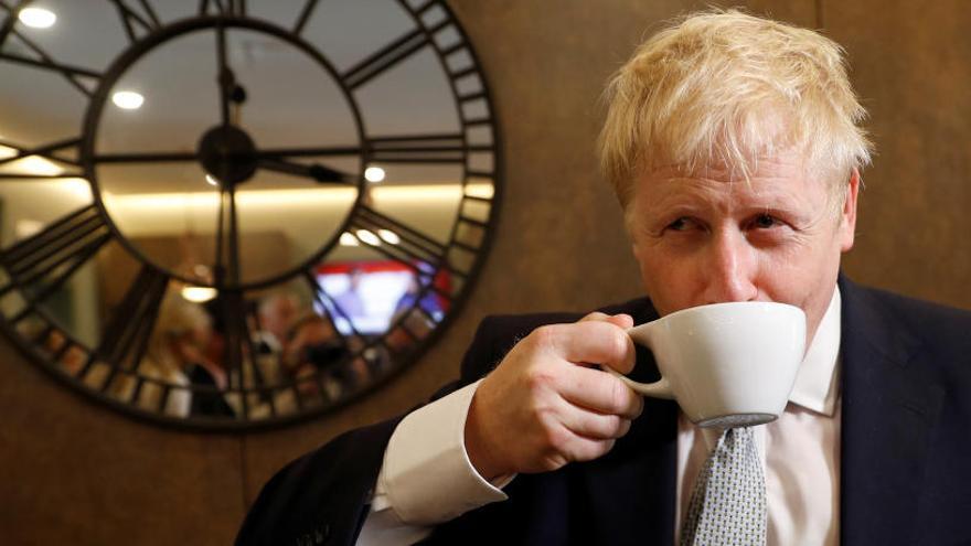 Scotland Yard defiende a los vecinos que denunciaron a Boris Johnson