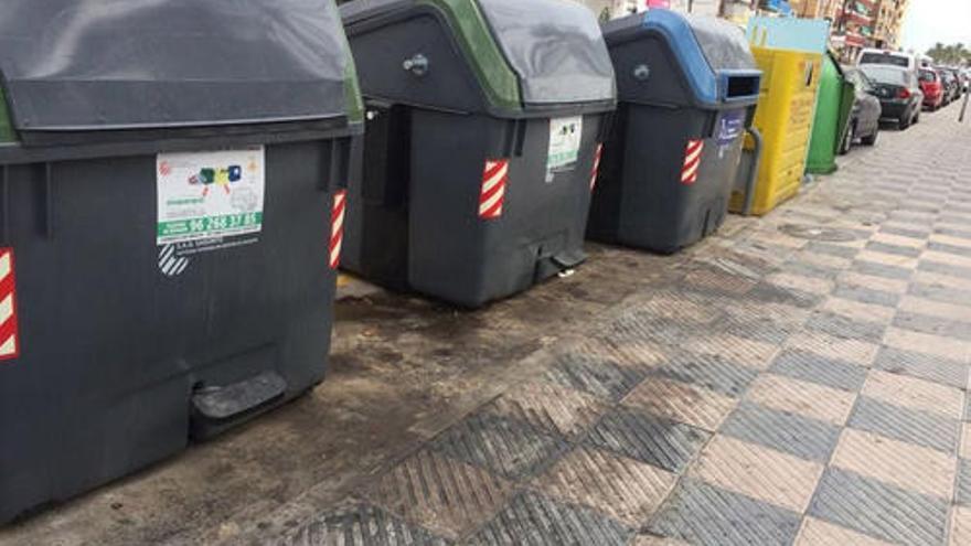 «Las quejas por la suciedad en las calles son un clamor»