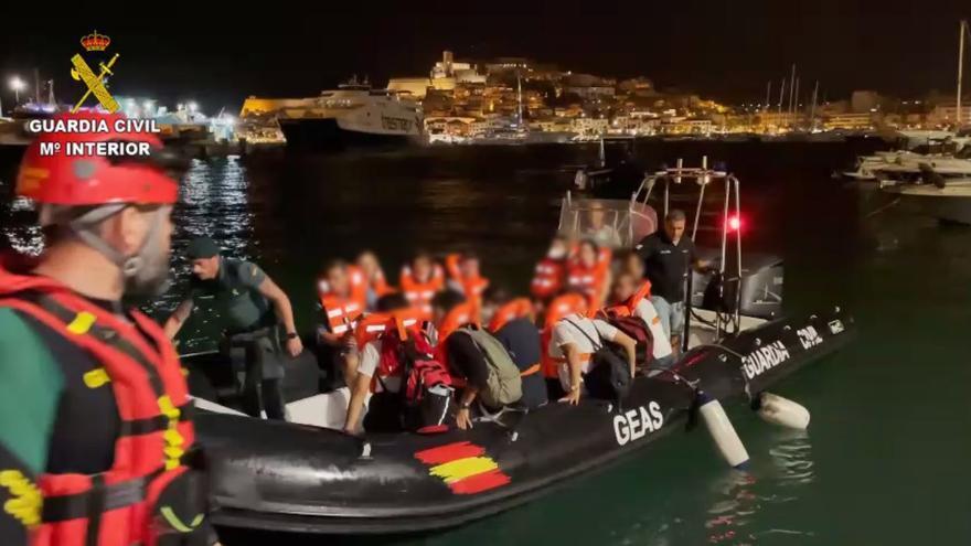 El Ministerio tiene hasta un año para esclarecer el choque del ferri contra un islote de Ibiza