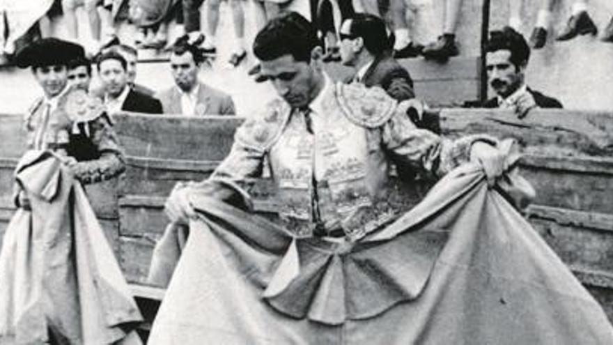 La tarda de glòria d'«El Nardo», el torero d'Olot
