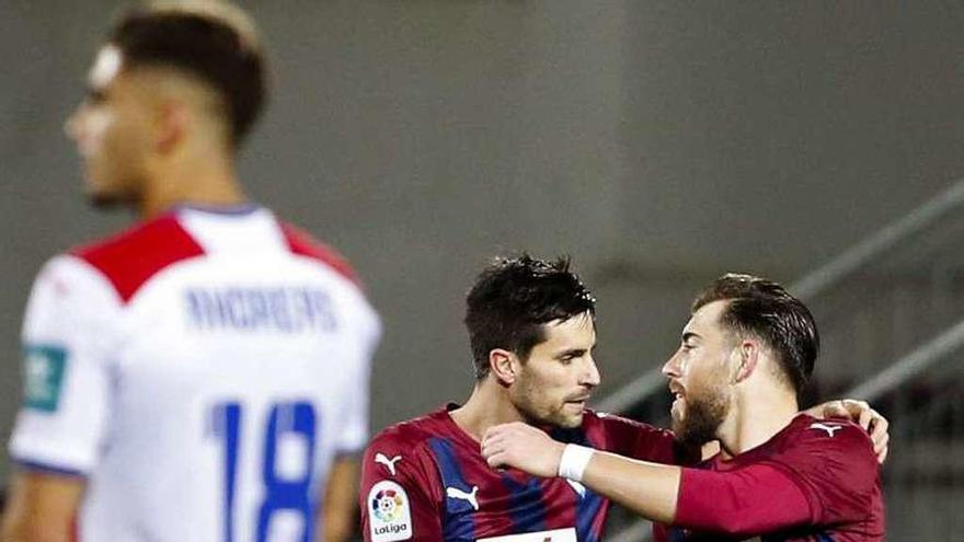 El Granada sigue hundido tras caer goleado en Ipurua