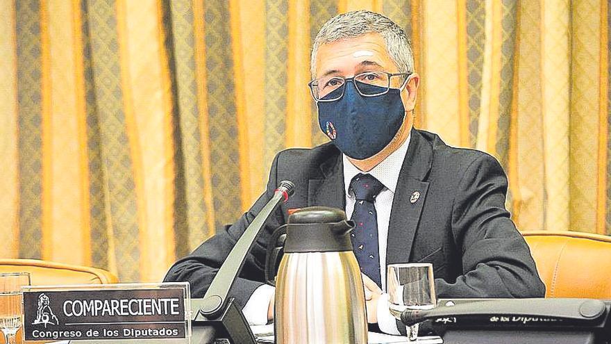 """Morán acusa al PP de """"deshacer"""" la laguna"""