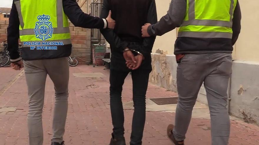 Detenido en Valencia un fugitivo buscado en Ucrania por el asesinato de dos policías durante una manifestación