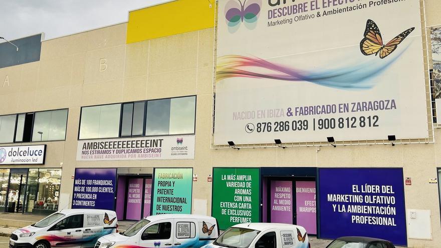 Ambiseint invierte en un nuevo centro logístico en Zaragoza
