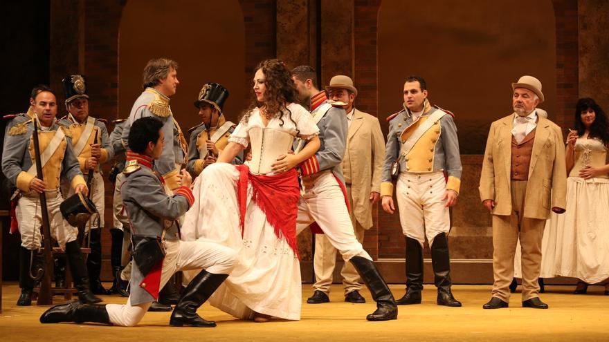 La ópera 'Carmen' llega al Auditori de la Vall d'Uixó