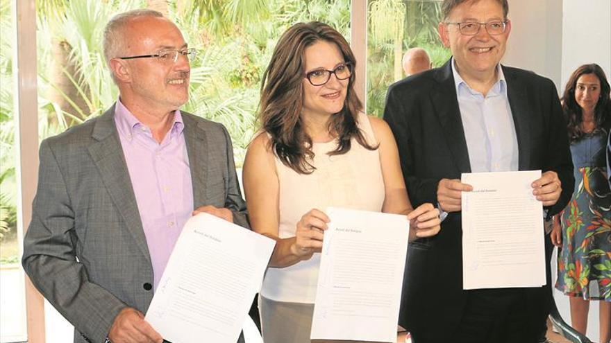 Podemos amenaza con tumbar iniciativas del bipartito en Les Corts