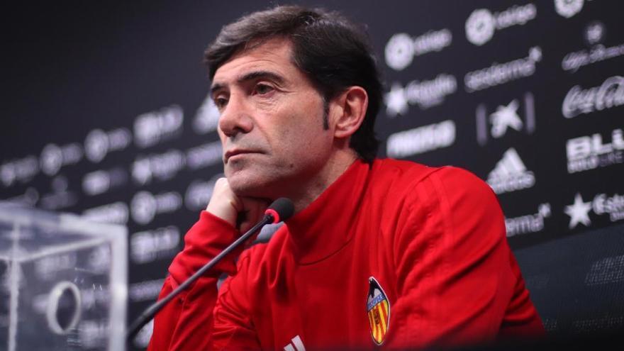 """Marcelino: """"No me veo muchos años en el Valencia"""""""