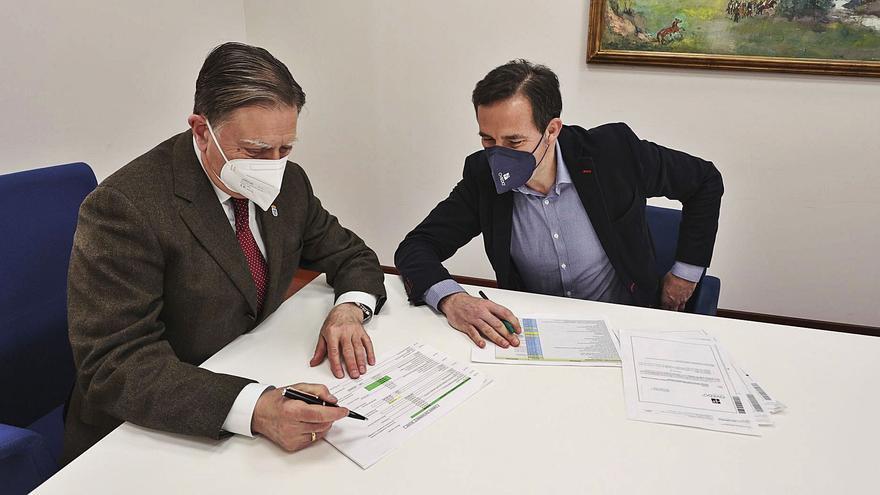 Oviedo destina 2,5 millones a los negocios más afectados por la crisis sanitaria