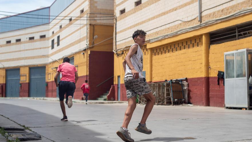 Castilla y León reclama una estrategia común para acoger a los menores de Ceuta