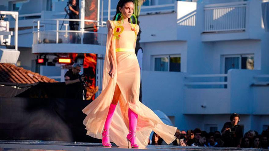 La moda eclosiona en Ibiza