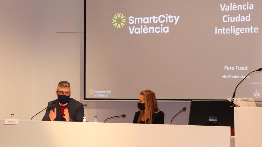 """Fuset """"vende"""" la Smart City al empresariado de la ciudad"""