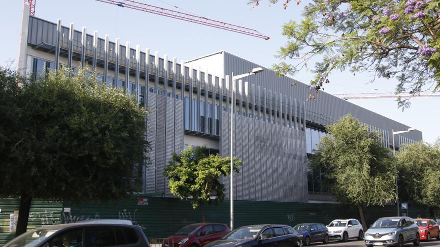 """La Biblioteca del Estado se dotará de contenido el año que viene mientras la obra está """"prácticamente"""" acabada"""
