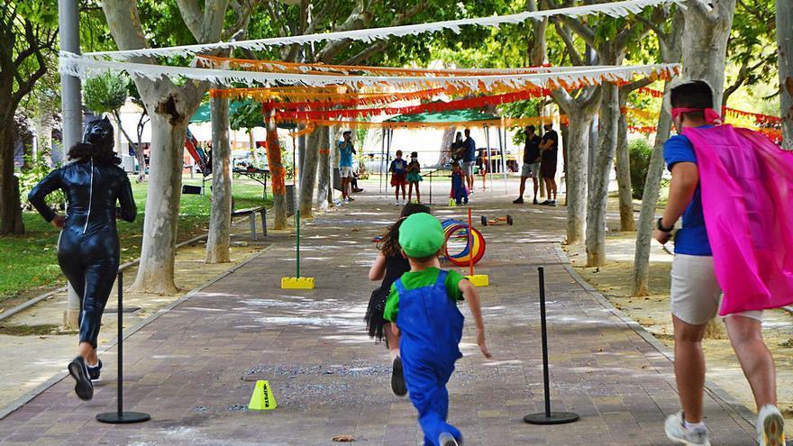 Los pequeños superhéroes invaden Las Torres