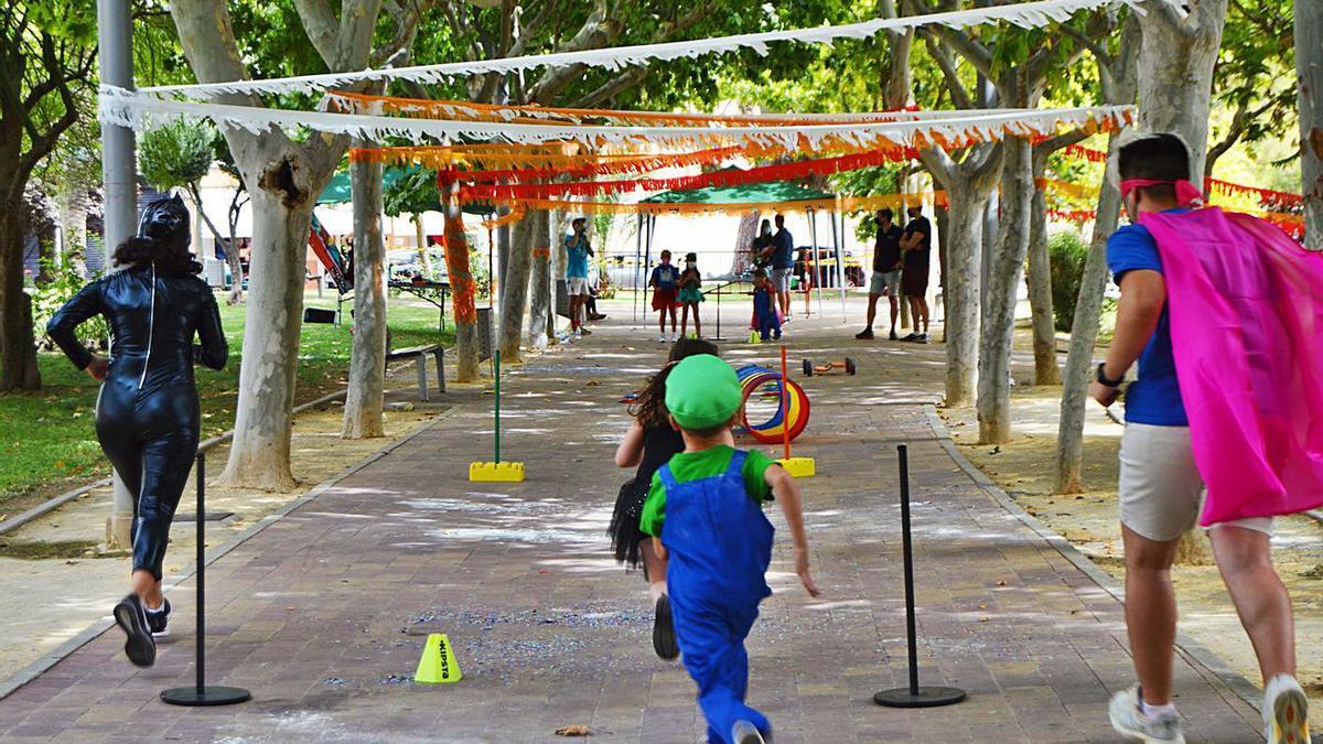 Los pequeños superhéroes invaden Las Torres    AYTO. LAS TORRES DE COTILLAS