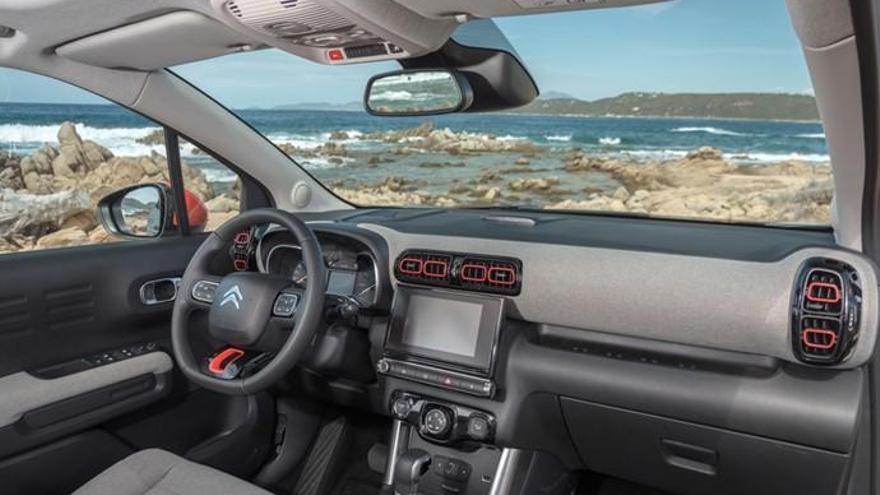 Citroën gamma SUV, pràctics, confortables i aventurers