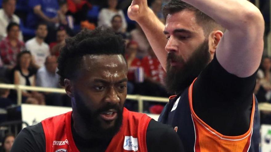 El Valencia Basket no renuncia a la segunda plaza