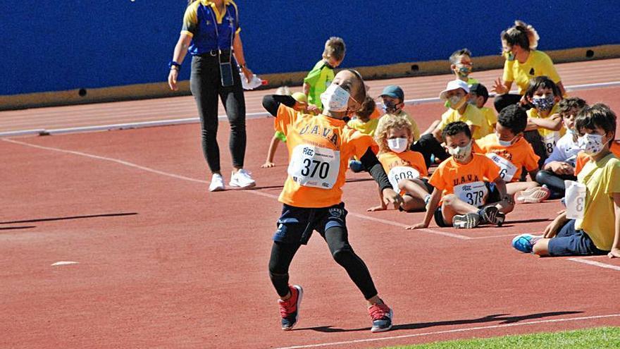 La Ciudad Deportiva Gran Canaria, hasta la bandera