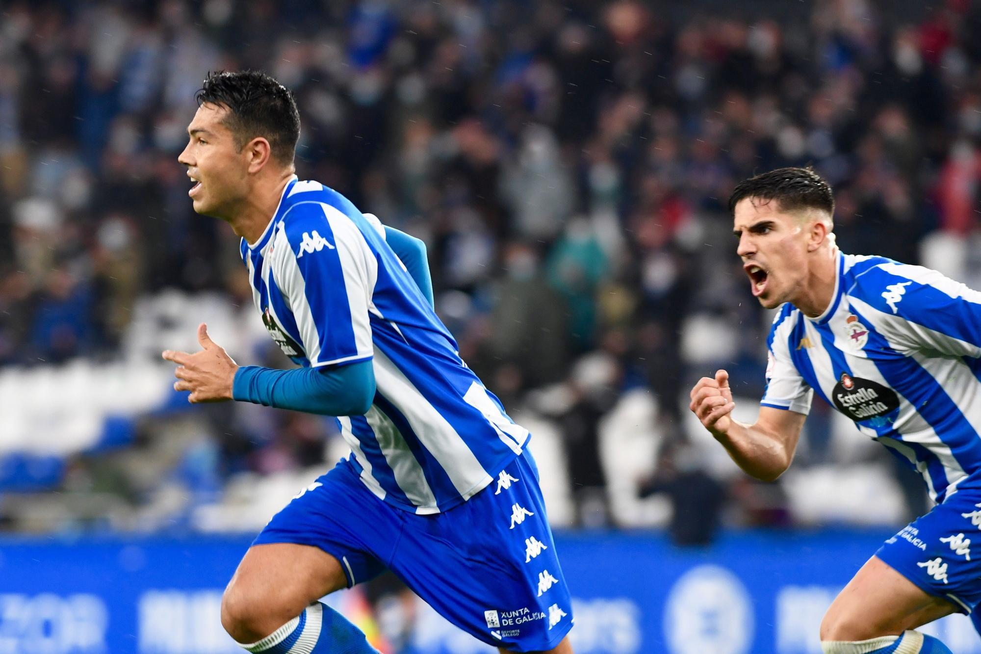 Deportivo 1 - 0 San Sebastián de los Reyes