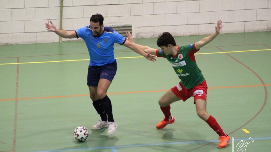 Sendas derrotas del InterSala Zamora y River FS