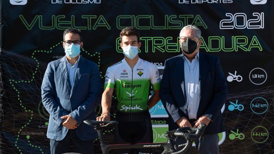 El alcalde de Monesterio invita a la ciudadanía a dar la bienvenida a la Vuelta Ciclista a Extremadura
