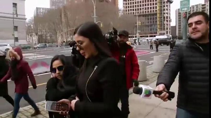 Detenida por narcotráfico la esposa de 'El Chapo' Guzmán