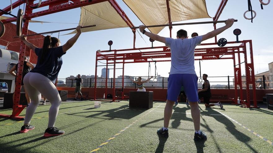 Último día para hacer ejercicio en centros deportivos
