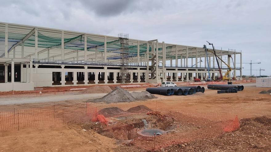 Amazon muestra cómo será su nuevo centro logístico de Onda