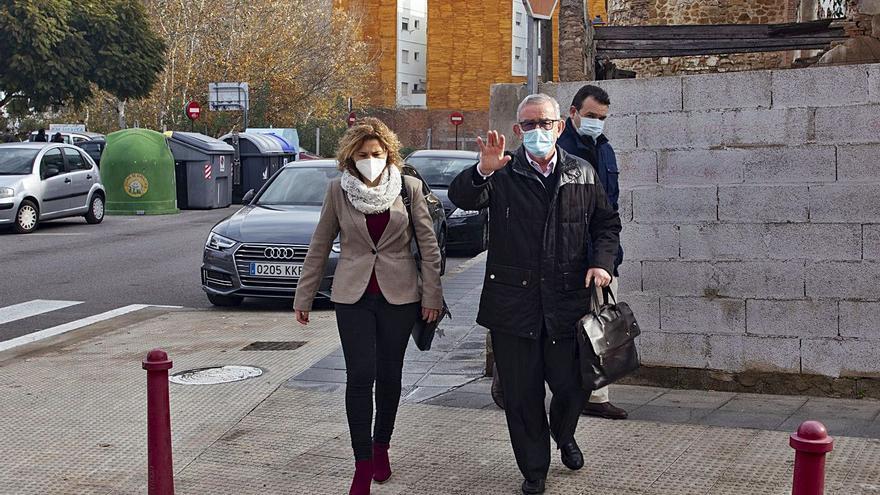 "La alcaldesa de Sellent, al juez: ""No amañé la oposición porque la tramitó Labora"""