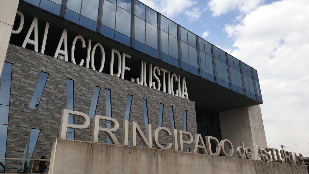 Los juzgados de Gijón