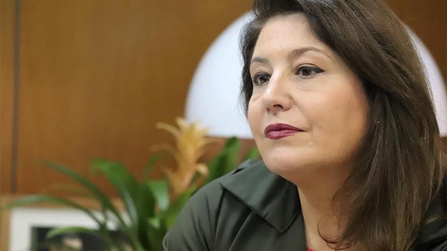 "Carmen Crespo: ""La crisis ha servido para ratificar la fortaleza del agro andaluz"""
