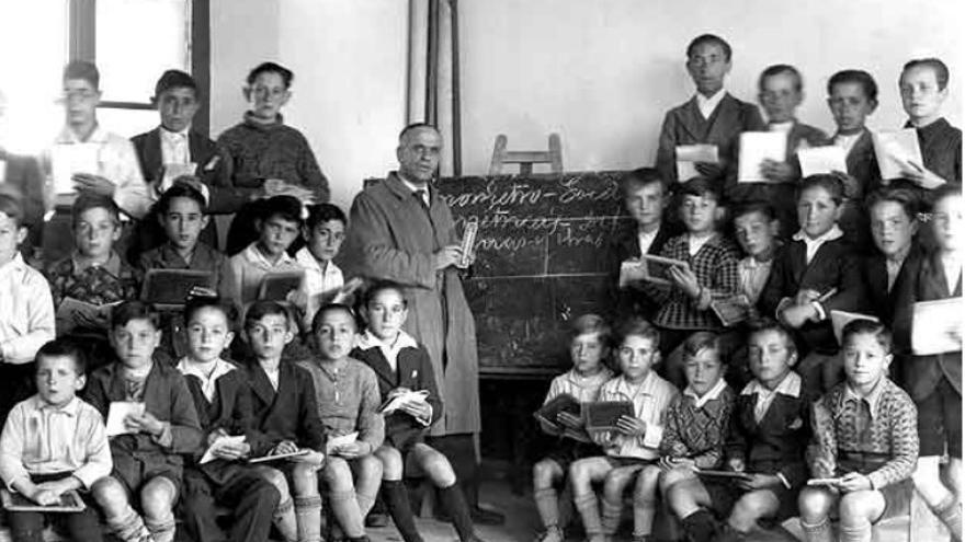 27 de septiembre, el día en que murió la escuela republicana en Zamora